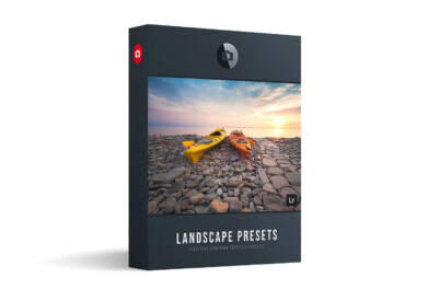 Landscape Lightroom Presets and Profiles Presetpro.com